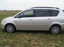 Подержанный Toyota Avensis Verso, серебряный , цена 460 000 руб. в Кемеровской области, хорошее состояние