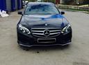 Подержанный Mercedes-Benz E-Класс, черный металлик, цена 2 100 000 руб. в Ульяновске, отличное состояние