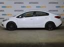 Подержанный Kia Cerato, белый, 2013 года выпуска, цена 579 000 руб. в Калуге, автосалон Мега Авто Калуга