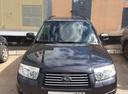 Подержанный Subaru Forester, мокрый асфальт , цена 540 000 руб. в Самаре, отличное состояние