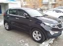 Подержанный Kia Sportage, черный , цена 1 130 000 руб. в ао. Ханты-Мансийском Автономном округе - Югре, отличное состояние