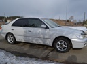 Подержанный Toyota Premio, серебряный перламутр, цена 285 000 руб. в Иркутской области, хорошее состояние