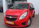 Подержанный Chevrolet Spark, красный, 2011 года выпуска, цена 269 000 руб. в Екатеринбурге, автосалон