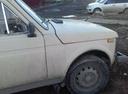 Подержанный ВАЗ (Lada) 4x4, золотой , цена 57 000 руб. в Ульяновской области, среднее состояние