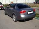 Подержанный Audi A4, серый металлик, цена 520 000 руб. в Тюмени, хорошее состояние