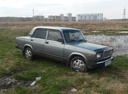 Подержанный ВАЗ (Lada) 2107, серебряный , цена 75 000 руб. в Омске, хорошее состояние