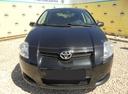 Подержанный Toyota Auris, черный, 2008 года выпуска, цена 415 000 руб. в Самаре, автосалон