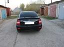 Подержанный ВАЗ (Lada) Priora, черный , цена 220 000 руб. в Самаре, отличное состояние