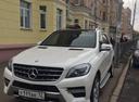 Подержанный Mercedes-Benz M-Класс, белый , цена 3 550 000 руб. в республике Татарстане, отличное состояние