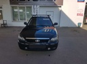 Подержанный ВАЗ (Lada) Priora, черный , цена 225 000 руб. в Челябинской области, хорошее состояние