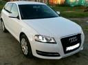 Подержанный Audi A3, белый , цена 521 000 руб. в Самаре, отличное состояние