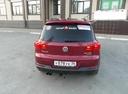 Подержанный Volkswagen Tiguan, бордовый металлик, цена 880 000 руб. в Воронежской области, отличное состояние