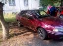 Подержанный Daewoo Nexia, красный , цена 105 000 руб. в Челябинской области, хорошее состояние