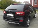Подержанный Renault Koleos, черный, 2008 года выпуска, цена 575 000 руб. в Тюмени, автосалон