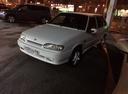 Подержанный ВАЗ (Lada) 2114, белый , цена 210 000 руб. в республике Татарстане, отличное состояние