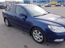 Подержанный Skoda Octavia, синий , цена 395 000 руб. в Санкт-Петербурге, отличное состояние