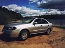 Подержанный Nissan Almera, серебряный , цена 195 000 руб. в Твери, хорошее состояние