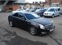 Подержанный Cadillac CTS, черный матовый, цена 710 000 руб. в ао. Ханты-Мансийском Автономном округе - Югре, отличное состояние