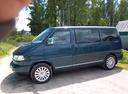 Подержанный Volkswagen Multivan, зеленый металлик, цена 899 000 руб. в Пензенской области, отличное состояние
