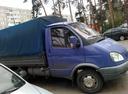 Подержанный ГАЗ Газель, синий , цена 310 000 руб. в Ульяновской области, отличное состояние