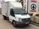 Подержанный Ford Transit, белый , цена 610 000 руб. в Нижнем Новгороде, хорошее состояние