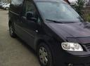 Подержанный Volkswagen Caddy, черный , цена 700 000 руб. в Смоленской области, отличное состояние