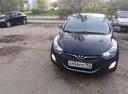 Подержанный Hyundai Elantra, черный , цена 620 000 руб. в Нижнем Новгороде, хорошее состояние