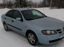 Подержанный Nissan Almera, голубой , цена 250 000 руб. в Костромской области, отличное состояние