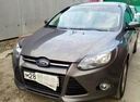 Подержанный Ford Focus, серый металлик, цена 525 000 руб. в Воронежской области, отличное состояние