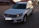 Подержанный Volkswagen Tiguan, белый , цена 745 000 руб. в Самаре, отличное состояние