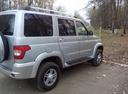 Подержанный УАЗ Patriot, серебряный металлик, цена 920 000 руб. в Воронежской области, отличное состояние