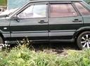 Подержанный ВАЗ (Lada) 2115, зеленый , цена 85 000 руб. в Челябинской области, отличное состояние