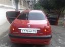 Подержанный Peugeot 206, красный металлик, цена 230 000 руб. в Челябинской области, хорошее состояние