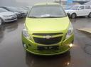 Подержанный Chevrolet Spark, золотой, 2014 года выпуска, цена 370 000 руб. в Воронеже, автосалон