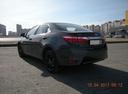 Подержанный Toyota Corolla, мокрый асфальт металлик, цена 890 000 руб. в Омске, отличное состояние