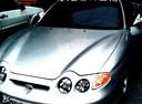 Подержанный Hyundai Tiburon, серебряный , цена 260 000 руб. в Тюмени, отличное состояние