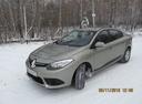 Подержанный Renault Fluence, бежевый металлик, цена 550 000 руб. в Челябинской области, отличное состояние