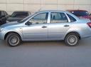 Подержанный ВАЗ (Lada) Granta, голубой, 2012 года выпуска, цена 335 000 руб. в Самаре, автосалон