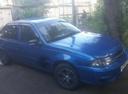 Подержанный Daewoo Nexia, синий , цена 175 000 руб. в Саратове, хорошее состояние
