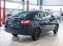 Новый ВАЗ (Lada) Granta, синий , 2017 года выпуска, цена 440 600 руб. в автосалоне Березовский Лада-Центр