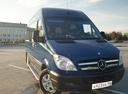 Подержанный Mercedes-Benz Sprinter, синий акрил, цена 1 250 000 руб. в ао. Ханты-Мансийском Автономном округе - Югре, хорошее состояние