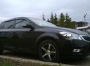 Подержанный Kia Cee'd, черный металлик, цена 450 000 руб. в республике Татарстане, отличное состояние