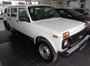 Подержанный ВАЗ (Lada) 4x4, белый, 2016 года выпуска, цена 410 900 руб. в Уфе, автосалон УФА МОТОРС