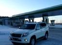 Подержанный Toyota Land Cruiser Prado, белый перламутр, цена 2 050 000 руб. в республике Татарстане, отличное состояние