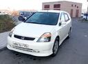 Подержанный Honda Stream, белый перламутр, цена 270 000 руб. в Владивостоке, хорошее состояние