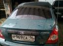 Подержанный Hyundai Elantra, зеленый , цена 270 000 руб. в Крыму, отличное состояние
