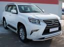 Подержанный Lexus GX, белый перламутр, цена 3 700 000 руб. в ао. Ханты-Мансийском Автономном округе - Югре, отличное состояние