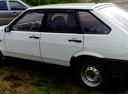 Подержанный ВАЗ (Lada) 2109, белый , цена 50 000 руб. в Самаре, хорошее состояние