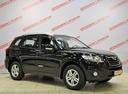 Подержанный Hyundai Santa Fe, черный, 2010 года выпуска, цена 749 000 руб. в Санкт-Петербурге, автосалон NORTH-AUTO