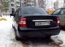 Подержанный ВАЗ (Lada) Priora, черный металлик, цена 155 000 руб. в Тверской области, отличное состояние